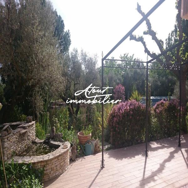 Offres de location Villa Pouzols 34230